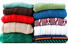 Soften A Wool Sweater 86