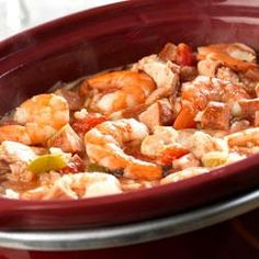 Slow Cooker Jambalaya Recipe on Yummly. @yummly #recipe