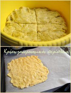 Κολοκυθόπιτα με εύκολο σπιτικό φύλλο και κρητικά τυριά - cretangastronomy.gr Greek Recipes, Cornbread, Pie, Ethnic Recipes, Desserts, Food, Millet Bread, Torte, Tailgate Desserts