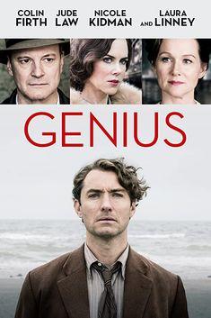 Movie To Watch List, Good Movies To Watch, See Movie, Film Movie, Jude Law, Genius Movie, Period Drama Movies, Amazon Prime Movies, Good Movies On Netflix