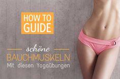 YES! YES! YES!  Schöne Bauchmuskeln mit diesen Yogaübungen => Ran an den Speck!