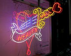 Neon Man: Chris Bracey