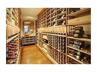 Seattle wine cellar, featured in House Beautiful, Traditional Home, Seattle Homes & Lifestyles.#Wine #WineCellar