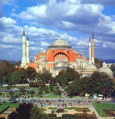 Hagia Sophia-Istanbul, Turkey
