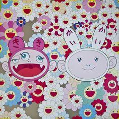 Kaikaikiki News, 2011 by Takashi Murakami