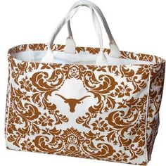 *SOLD OUT* City Tote - Texas Longhorns