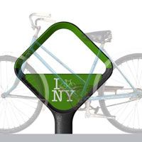 The next generation of bicycle parking for NYC.