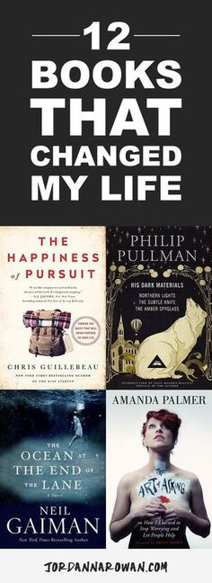 12 Books That Changed My Life // From The Happiness of Pursuit and The Art of Asking, to His Dark Materials, and The Ocean at the End of the Lane. Fiction and non-fiction of every kind, books have shaped my life from the moment I could read. I'm sharing you my top 12 in the hopes that maybe one of these books can become a part of your story, too. xx Movie Posters, Movies, Art, 2016 Movies, Films, Popcorn Posters, Kunst, Film Posters, Gcse Art