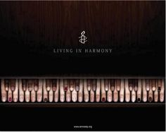 Amnesty international, Living in Harmony