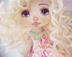 Textile Tilde Doll