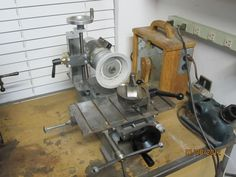 Home made tool & cutter grinder modifications