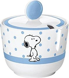 United Labels Best Of Snoopy - Barattolo in porcellana 200 ml Puah Pua Ce Snoopy Love, Snoopy And Woodstock, Snoopy Party, Sharpie Paint, Snoopy Quotes, Machine Tools, Peanuts Snoopy, Dinnerware Sets, Love Is Sweet