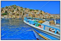 GREECE CHANNEL | Symi island HDR, papapostolou