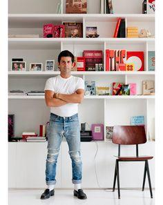 André Saraiva:  Clean, classic, slight edge & seemingly effortless