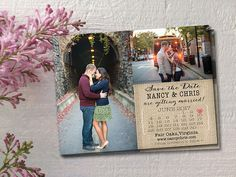Wedding Save the Dates Magnets Magnets Cards Postcards Rustic