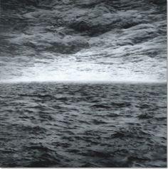 """Gerhard Richter: """"Schloß Neuschwanstein"""", 1963, Offsetdruck, 60 x 80 cm, nach dem gleichnamigen Ölgemälde, Catalogue Raisonné: 8."""