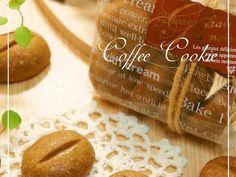 Coffee Cookies コーヒークッキー☕