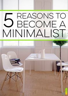 I'm a minimalist, though I wasn't always. If you want to become a minimalist but…