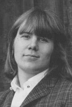 A young Benny Andersson - ABBA.