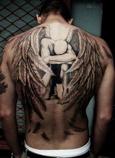 angel tattoo types