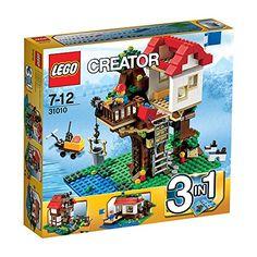 Lego Creator 31010 - Baumhaus