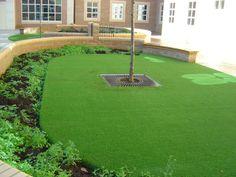 Fake Grass Surface in Portavogie 2