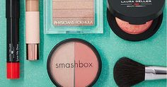 Name brand makeup and skincare!! Up to 55% off today! --> http://zuli.ly/1Pr3CE6 WHO WANTS THAT SMASHBOX BLUSHER? I HAVE IT @EBAY! BUT ASK PLS!
