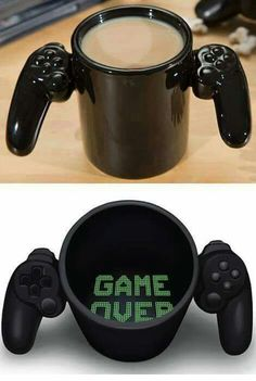 Taza play game over