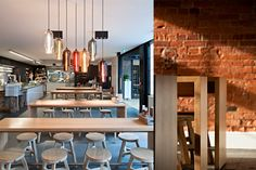 Commercial interior design | commercial design interiors - SHH are architects and interior designers based in London UK