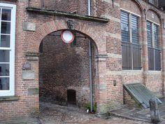 Arch in Zutphen