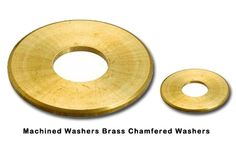 Machined Washers Brass Chamfered Washers #MachinedWashers  #BrassChamferedWashers  We offer a wide range of #BrassMachinedWashers and Brass DIN 125 B type DIN EN ISO 7090 Chamfered Washers. These #washers are perfectly machined on our high speed Japanese lathes ensuring smooth edges and perfect chamfer at the edge. We manufacture and supply these #Brasswashers #Machinedwashers  #machineWashers #Brassmetricwashers from our factory in #Jamnagar  #India .