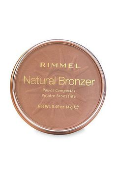 Rimmel Waterproof Natural Bronzer in Sun Bronze, $5.49, available at Walgreens.  http://www.refinery29.com/2015/12/99854/celebrity-makeup-artist-best-drugstore-makeup-2015