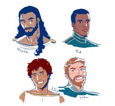 (more or less) minor characters Minor Character, Character Concept, Character Art, Character Design, 2 Princes, Captive Prince, Magcon Boys, Fanart, Book Fandoms
