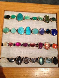 jamie joseph rings - pretty!
