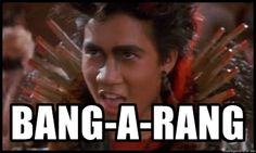 The song bangarang was based off the movie Hook where the Lost boys and my favorite, Rufio, use the word as a sort of catch phrase. Everyone on earth should see this movie. It is my childhood.