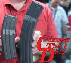 Read this post for the latest on the 60-round and 100-round SureFire High Capacity Magazines
