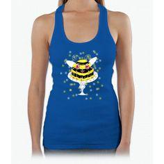 Bee Pudding Bee Movie Womens Tank Top