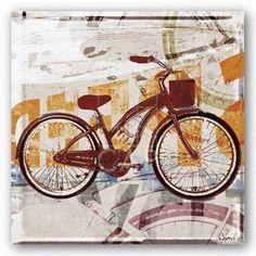 "Cruising by Noah Li-Leger 12""x12"" Art Print Poster"