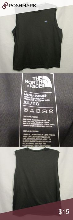 I just added this listing on Poshmark: The North Face XL Gray Sleeveless Athletic Workout. #shopmycloset #poshmark #fashion #shopping #style #forsale #The North Face #Other