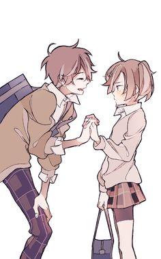 Haruka and Takane