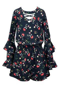 cda7eb642349 Crazy About Fashion Tween Romper (7   8)