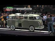 VW Kombi Termahal Terjual Di Acara Lelang Mobil Amerika - LAPAK MOBIL DAN MOTOR BEKAS