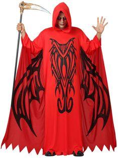 Disfraz de demonio rojo hombre Disponible en http://www.vegaoo.es/disfraz-de-demonio-rojo-hombre.html?type=product