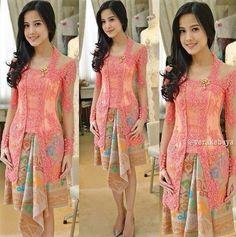 45 New Ideas for dress brokat modern indonesia