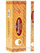 By far my favourite incense - even moreso than Nag Champa. SAC Benzoin Natural Extracts Incense