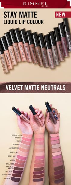 RML STAY MATTE NUDE