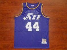 Utah Jazz Cheap NBA  44 Purple Pistol Pete Maravich Hardwood Jersey Utah  Jazz Cheap NBA  44 Purple Pistol Pete Maravich Hardwood Jersey 924f11347