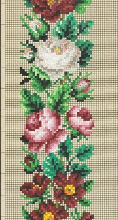 APEX ART is a place for share the some of arts and crafts such as cross stitch , embroidery,diamond painting , designs and patterns of them and a lot of othe. 123 Cross Stitch, Cross Stitch Borders, Cross Stitch Flowers, Cross Stitch Charts, Cross Stitching, Cross Stitch Embroidery, Cross Stitch Patterns, Needlepoint Patterns, Embroidery Patterns