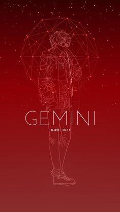 It's doesn't suit 707 He's secretive Gemini always spil the beans He should be a Scorpio