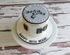spurs cake - Google Search